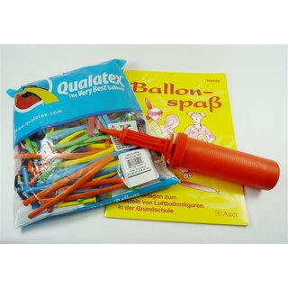 Modellierballon Set von Qualatex